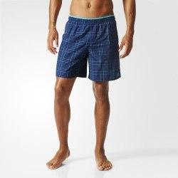 Пляжные Mens шорты Check Adidas AJ5571