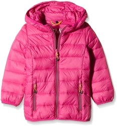 Куртка CMP Kids утепленная GIRL JACKET FIX HOOD CMP 3Z23345-H886