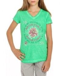 Футболка CMP Kids GIRL T-SHIRT CMP 3D80945-E269
