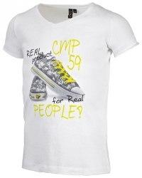 Футболка CMP Kids GIRL T-SHIRT CMP 3D86455-A001