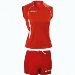 Форма Asics волейбольная Womens Singlet ARUBA / Short League Asics T603Z1/T602Z1-2601/0026