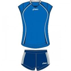 Форма Asics волейбольная Womens Sleeveless Game + Short Lady Asics T204Z1/T205Z1-0043/0050
