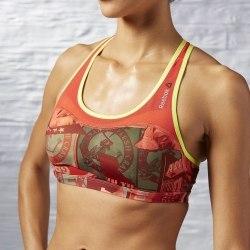 Спортивный бюстгальтер Womens One Series Reebok AI1073 (последний размер)