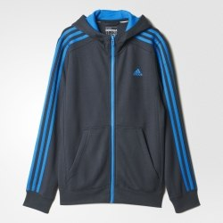 Утепленная Adidas толстовка Kids Essentials 3-Stripes Adidas AK2030