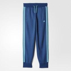Брюки спортивные YG ESS 3S PA BR Kids Adidas AK2160 (последний размер)