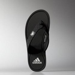 Сланцы с кожаными ремешками ST Litha Supercloud Adidas B35848 (последний размер)