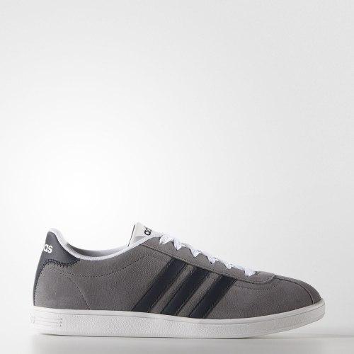 Кроссовки Mens Vlcourt Adidas F99259 (последний размер)