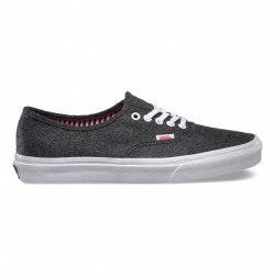 Кеды Vans Vans Fall 2015 U AUTHENTIC (WOOL SPORT) pewter/white Vans V-4459