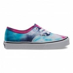 Кеды Vans Vans Spring 15 U AUTHENTIC (Tie Dye) pink/ Vans V-4511