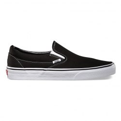 Слипоны Vans унисекс Vans U CLASSIC SLIP-ON Black Vans V-4545