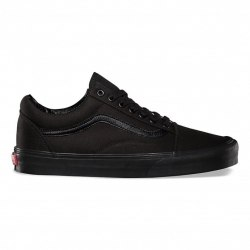 Кеды Vans унисекс Vans U OLD SKOOL Black/Black Vans V-4554