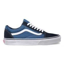 Кеды Vans унисекс Vans U OLD SKOOL Navy Vans V-4556