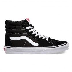 Кеды Vans высокие Vans U SK8-HI Black/Black/Whi Vans V-4558