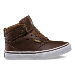 Кеды Vans высокие Vans Winter 15 M ATWOOD HI (MTE) brown/whi Vans V-4561
