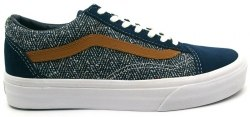 Кеды Vans Mens Vans Winter 15 U OLD SKOOL REISSUE (Suiting Mixup) Vans V-4564