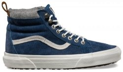Кеды Vans зимние Mens Vans Winter 16 U SK8-HI MTE (MTE) DENIM SUEDE/BLUE Vans V-4573