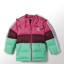 Пуховик Adidas Kids ST DOWN JACKET Adidas M34619