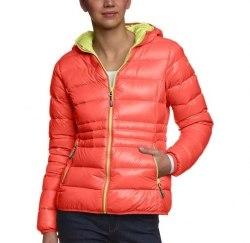 Куртка CMP пуховая WOMAN JACKET FIX HOOD CMP 3Z16026-267F