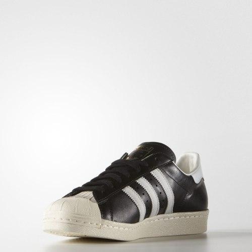 Кроссовки унисекс Superstar 80s Adidas G61069
