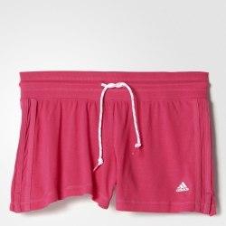 Шорты Womens Essentials 3-Stripes Adidas AJ4660 (последний размер)