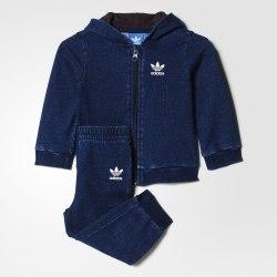 Костюм спортивный Kids Denim Adidas AJ0243 (последний размер)
