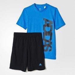 Комплект Kids: футболка и шорты Summer Adidas AK2231