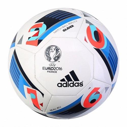 Футбольный мяч EURO16 GLIDER Adidas AC5419