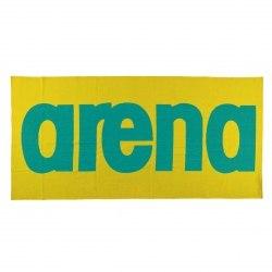 Полотенце Arena ARENA LOGO TOWEL yellow_star,bali_green Arena 51281-36
