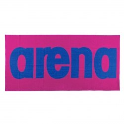 Полотенце Arena ARENA LOGO TOWEL fresia_rose,royal Arena 51281-98
