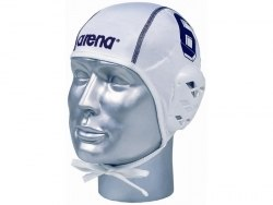 Комплект Arena (в.п. шапки) WATERPOLO CAP 17 white Arena 95179-14