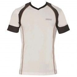 Футболка Arena M PERF T-SHIRT white,asphalt,mango Arena 1D322-15