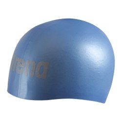 Шапочка Arena д/плавания MOULDED SILICONE metal_blue, silver Arena 91661-75