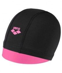 Шапочка Arena д/плавания SMART CAP JR black,pinkshake Arena 91676-59