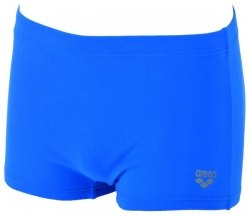 Плавки Arena (Kids) SQUARED SHORT YOUTH royal, metallic_silver Arena 21297-72