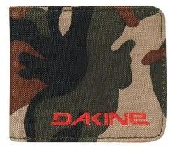 Кошелёк Dakine 8820-117 Payback Wallet Camo Dakine 610934833447