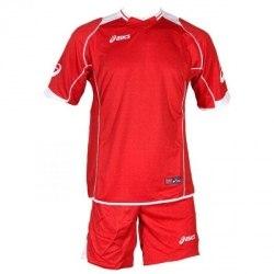 Футбольная Asics форма Set Libero красная Asics T370Z9-2601