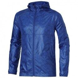 Куртка-Ветровка Asics Mens Lightweight Woven Jacket син Asics 130504-0194