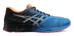 Кроссовки Asics для бега Mens Fuzex голуб бел черн Asics T639N-4201