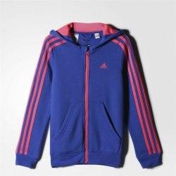 Джемпер Kids Yg Ess 3s Fz Br Adidas AB4878 (последний размер)