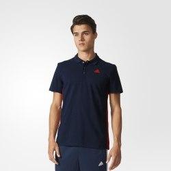 Поло Mens Ess Mid Polo Adidas AK1777 (последний размер)