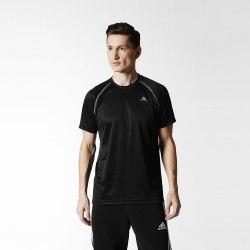 Футболка Adidas Mens Base Plain Tee Adidas S19639