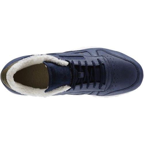 Кроссовки Mens утепленные Cl Leather Ap Reebok V67025 (последний размер)
