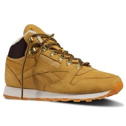 Ботинки Classic Leather Sherpa Mens Reebok V70679