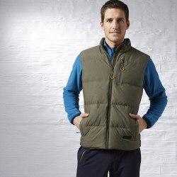 Жилет Mens Down Vest Reebok Z92955 (последний размер)