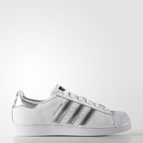 Кроссовки SUPERSTAR Mens Adidas AQ3091
