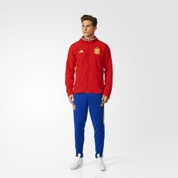 Спортивный Adidas костюм Mens Fef Pre Suit Adidas AI4841