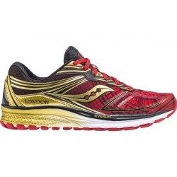 Кроссовки Saucony для бега Mens GUIDE 9 MARATHON red/black Saucony 20295-12