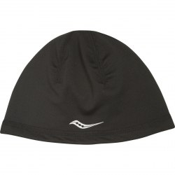 Шапка Saucony Womens для бега OMNI PONYTAIL SKULL CAP (one s Twisted Ropes Print Saucony SA90514-BKP