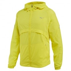 Ветровка Saucony Mens X-LITE PACKABLE JACKET blazing yellow Saucony 80975-BLY