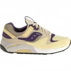 Кроссовки Saucony Womens GRID 9000 Yellow/Grey/Blue Saucony 60077-28
